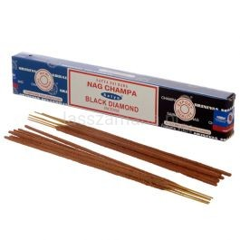 Naturalne Kadzidła SATYA - Black Diamond Incense 15g